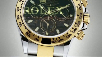 Rolex TV Spot, 'Moments on the Edge' - Thumbnail 8