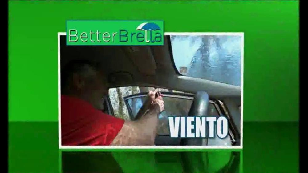 Better Brella Tv Commercial Sin Charcos Ispot Tv
