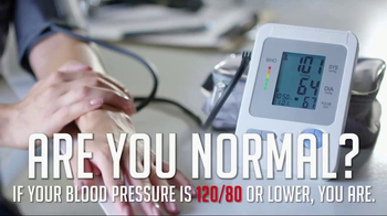 Go Red For Women TV Spot, 'The Heart Truth: Are You Normal?' - Thumbnail 9