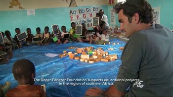 Tennis Warehouse TV Spot, 'Roger Federer Foundation: Products' - 320 commercial airings