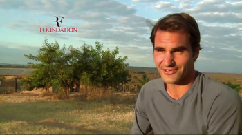 Tennis Warehouse TV Spot, 'Roger Federer Foundation: Products' - Thumbnail 3