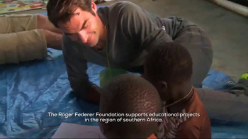 Tennis Warehouse TV Spot, 'Roger Federer Foundation: Products' - Thumbnail 5