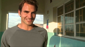 Tennis Warehouse TV Spot, 'Roger Federer Foundation: Products' - Thumbnail 6