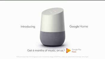 Google Home TV Spot, 'Substitute for Butter' - Thumbnail 9