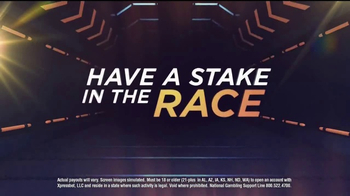 xpressbet.com TV Spot, 'Stakes' - Thumbnail 10