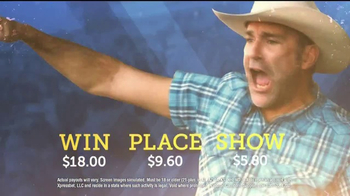 xpressbet.com TV Spot, 'Stakes' - Thumbnail 9