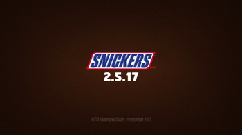 Snickers Super Bowl 2017 Teaser, 'Horse Casting Part 2' - Thumbnail 4