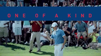 PGA TOUR Live TV Spot, 'Biggest Stars, Amazing Golf' - 22 commercial airings