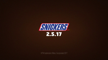 Snickers Super Bowl 2017 Teaser, 'Horse Casting' - Thumbnail 5