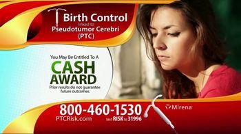 Gold Shield Group TV Spot, 'Birth Control: Pseudotumor Cerebri'