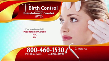 Gold Shield Group TV Spot, 'Birth Control: Pseudotumor Cerebri' - Thumbnail 1
