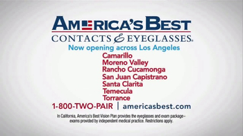 America's Best Contacts and Eyeglasses TV Spot, 'Who?' - Thumbnail 10