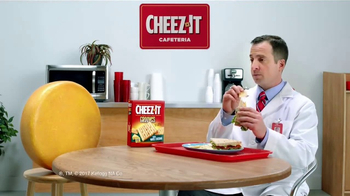 Cheez-It Grooves TV Spot, 'Sandwich' - Thumbnail 1
