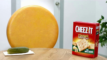 Cheez-It Grooves TV Spot, 'Sandwich' - Thumbnail 3