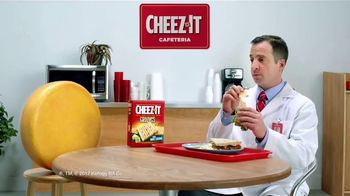 Cheez-It Grooves TV Spot, 'Sandwich'