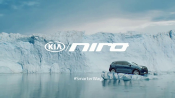 Kia Niro Super Bowl 2017 Teaser, 'Iceberg' Featuring Melissa McCarthy - Thumbnail 8