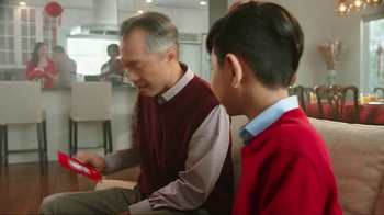 NBA TV Spot, 'Chinese New Year Secret Envelope' Ft. Jeremy Lin, Steph Curry - Thumbnail 1