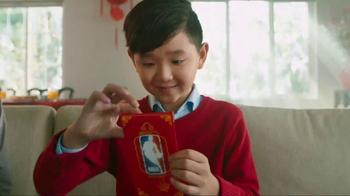 NBA TV Spot, 'Chinese New Year Secret Envelope' Ft. Jeremy Lin, Steph Curry - Thumbnail 2