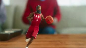 NBA TV Spot, 'Chinese New Year Secret Envelope' Ft. Jeremy Lin, Steph Curry - Thumbnail 3