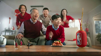 NBA TV Spot, 'Chinese New Year Secret Envelope' Ft. Jeremy Lin, Steph Curry - Thumbnail 7