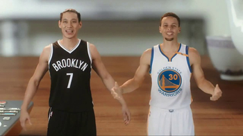 NBA TV Spot, 'Chinese New Year Secret Envelope' Ft. Jeremy Lin, Steph Curry