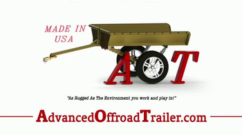 Advanced Offroad Trailer TV Spot, 'Take Your Gear Just About Anywhere' - Thumbnail 7