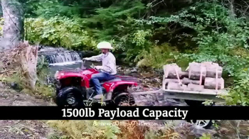 Advanced Offroad Trailer TV Spot, 'Take Your Gear Just About Anywhere' - Thumbnail 2