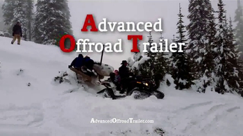 Advanced Offroad Trailer TV Spot, 'Take Your Gear Just About Anywhere' - Thumbnail 3