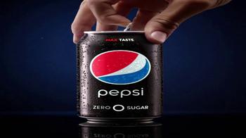 Pepsi Zero Sugar Super Bowl 2017 Teaser, 'Countdown: 12 Days' - Thumbnail 2