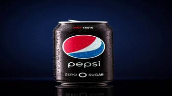 Pepsi Zero Sugar Super Bowl 2017 Teaser, 'Countdown: 12 Days' - Thumbnail 4