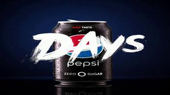 Pepsi Zero Sugar Super Bowl 2017 Teaser, 'Countdown: 12 Days' - Thumbnail 5