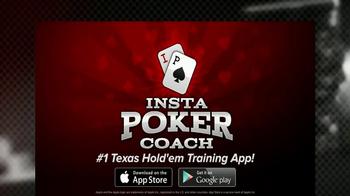 Insta Poker Coach TV Spot, '#1 Training App' - Thumbnail 1