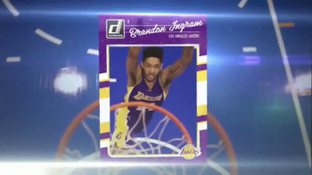 Panini TV Spot, '2016 NBA Rookies: All Start Somewhere' Ft. Brandon Ingram - Thumbnail 5