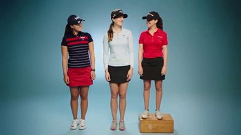 LPGA TV Spot, 'Describe a Champion Golfer'