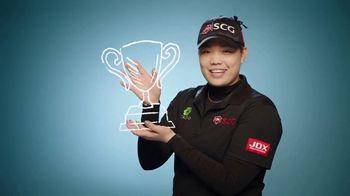 LPGA TV Spot, 'Describe a Champion Golfer' - Thumbnail 9
