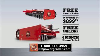 DR Power Grader TV Spot, 'Make Your Driveway Like New' - Thumbnail 6
