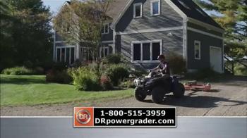 DR Power Grader TV Spot, 'Make Your Driveway Like New' - Thumbnail 1