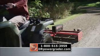 DR Power Grader TV Spot, 'Make Your Driveway Like New' - Thumbnail 4