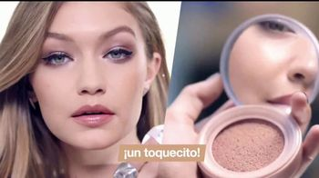 Maybelline New York Dream Cushion TV Spot, 'Rostro fresco' [Spanish] - 135 commercial airings