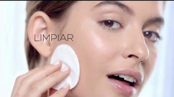 Garnier Micellar Cleansing Water TV Spot, 'Mañana y noche' [Spanish] - Thumbnail 3