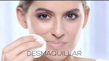 Garnier Micellar Cleansing Water TV Spot, 'Mañana y noche' [Spanish] - Thumbnail 4