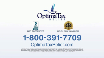 Optima Tax Relief TV Spot, 'Eric's Story' - Thumbnail 10