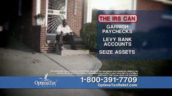 Optima Tax Relief TV Spot, 'Eric's Story' - Thumbnail 3