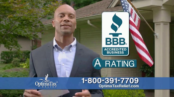 Optima Tax Relief TV Spot, 'Eric's Story' - Thumbnail 8
