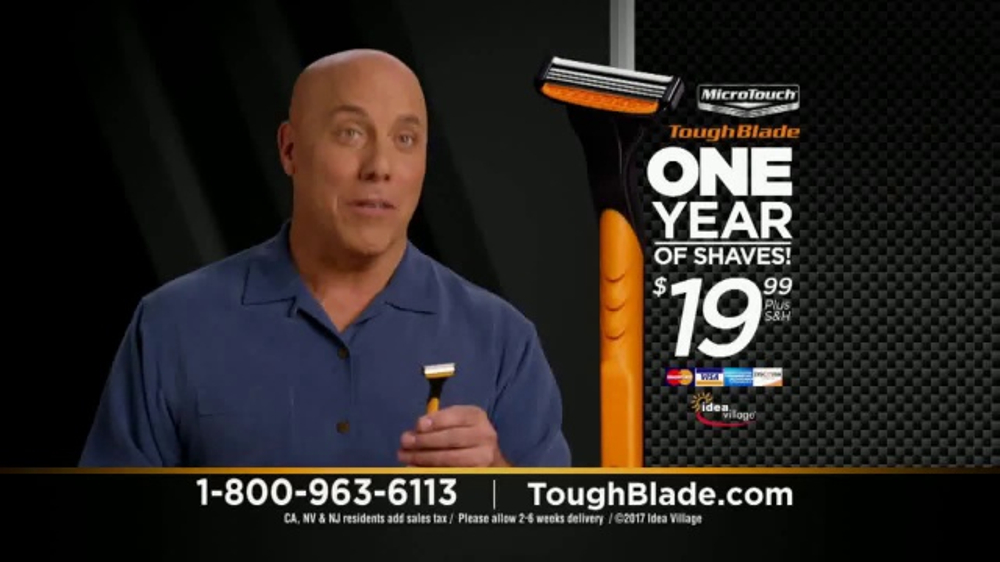MicroTouch Tough Blade TV Commercial, 'Finally Number One' Featuring Brett Farve