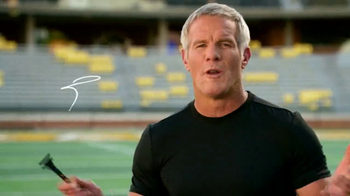 MicroTouch Tough Blade TV Spot, 'Finally Number One' Featuring Brett Farve - Thumbnail 1