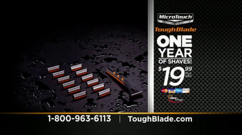 MicroTouch Tough Blade TV Spot, 'Finally Number One' Featuring Brett Farve - Thumbnail 6