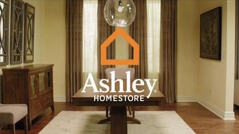 Ashley HomeStore The Big Event TV Spot, 'Big Room Savings: 8-Piece Set' - Thumbnail 2