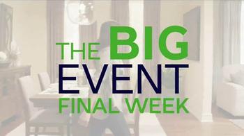Ashley HomeStore The Big Event TV Spot, 'Big Room Savings: 8-Piece Set' - Thumbnail 4