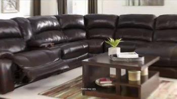 Ashley HomeStore The Big Event TV Spot, 'Big Room Savings: 8-Piece Set' - Thumbnail 7